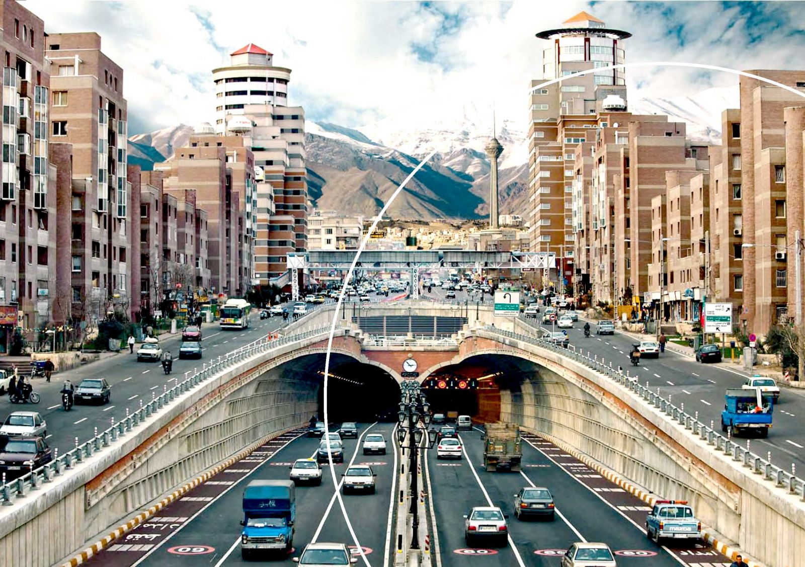 image of tehran travel